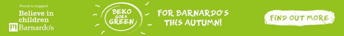 For Barnardo's this autumn