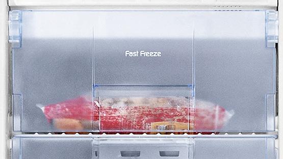 Image result for quick freezing technology fridge