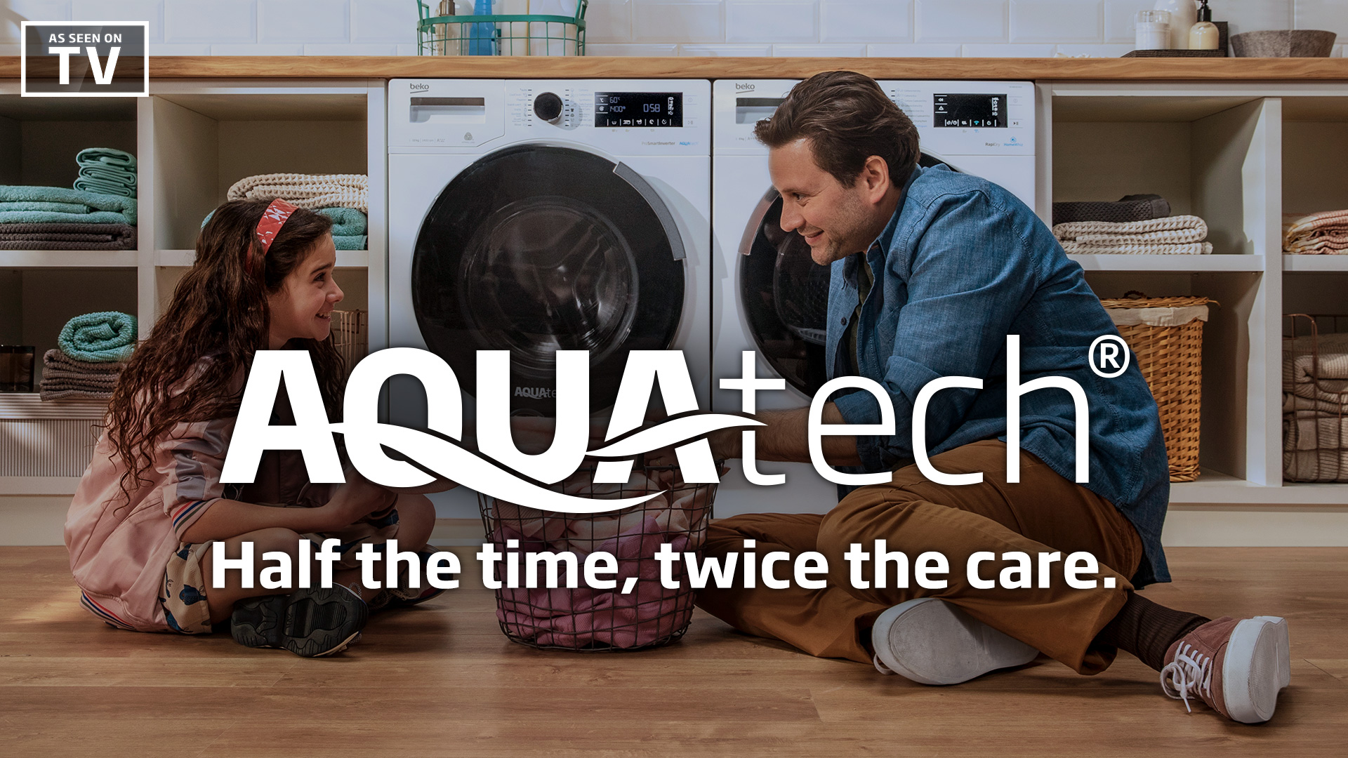 AquaTech Washing Machines