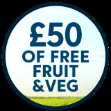 HarvestFresh - Veg Pledge £50