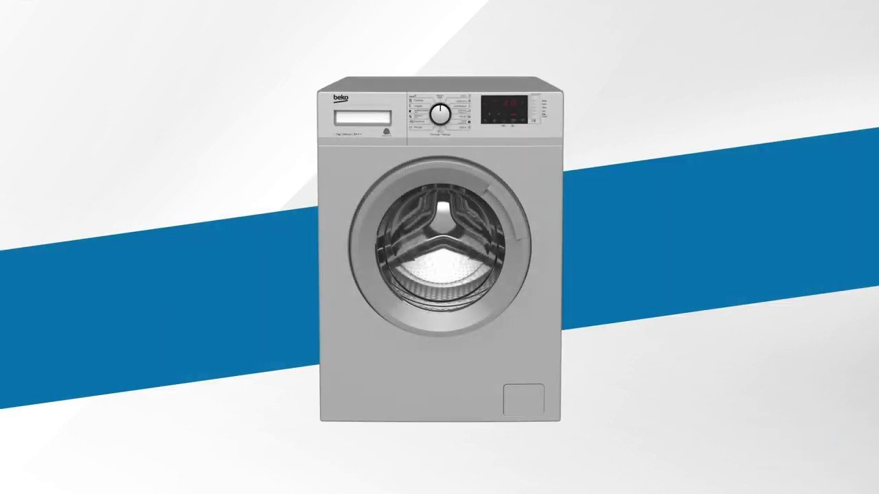 How to change the program on your washing machine