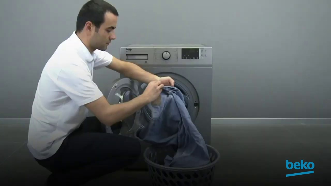 How to fix your washing machine if it stops spinning