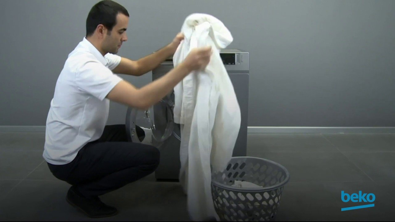 How to load your washing machine correctly for best results