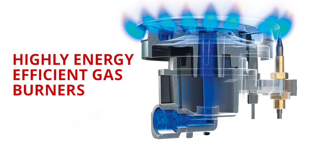 35% Faster Cooking, 25% Less Energy
