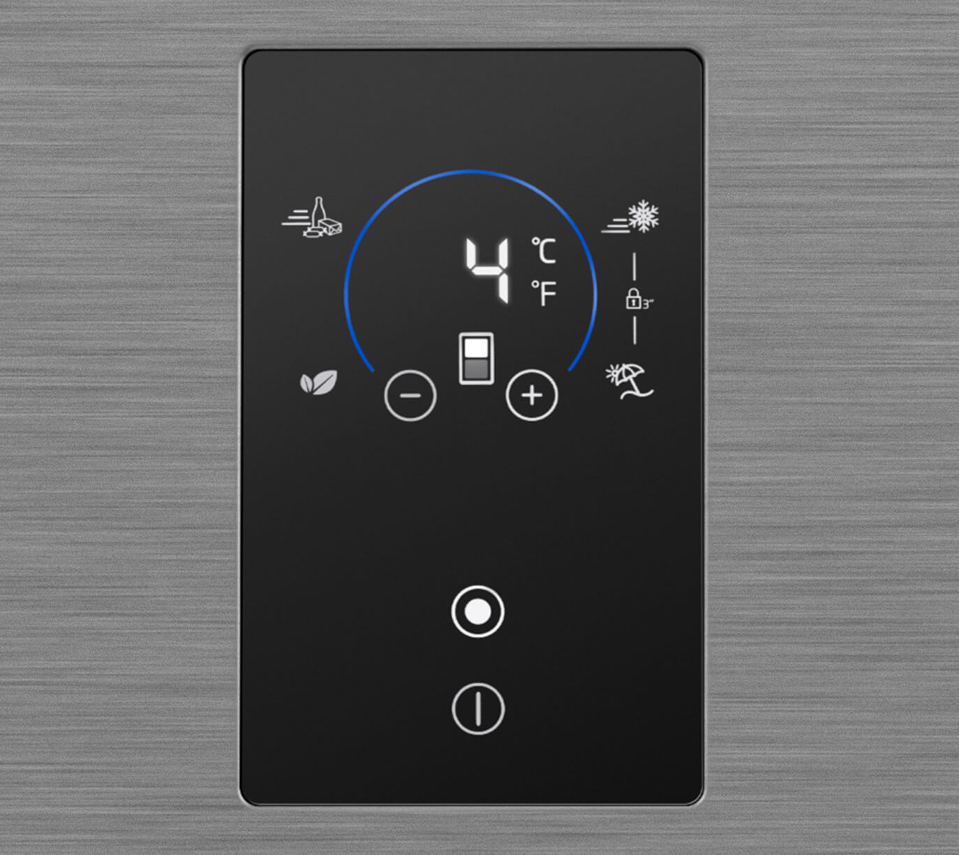 Advanced Electronic Touch Control LED Display