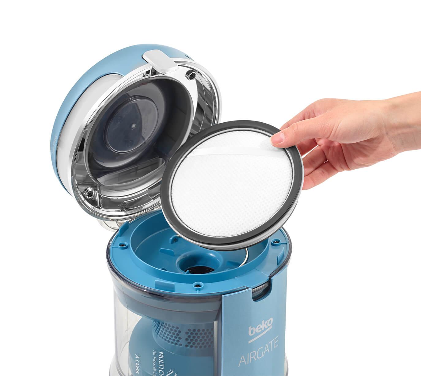 DustSeal™ HEPA13 Filter