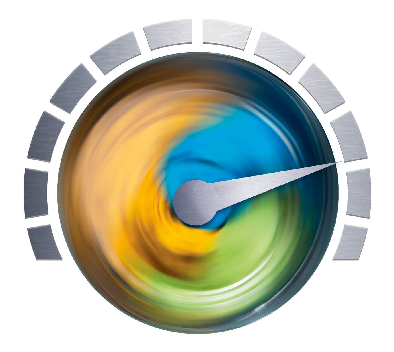 washing machine spin speed