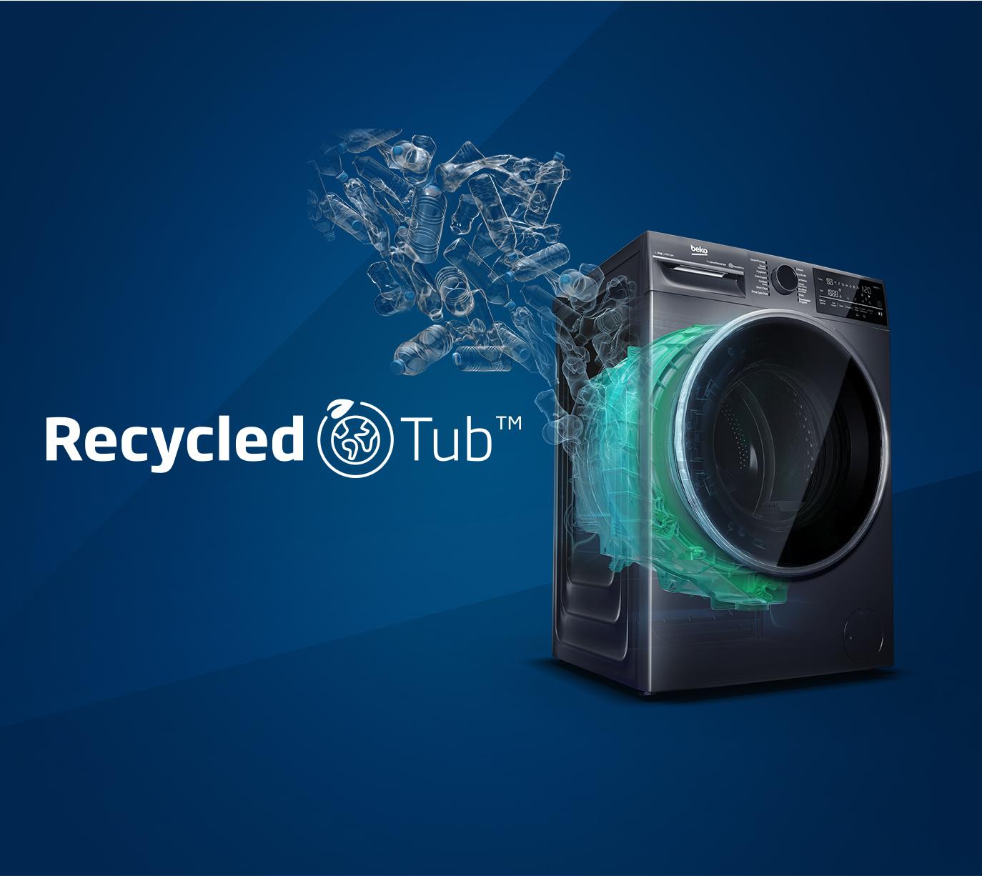 RecycledTub™ Washing Machines