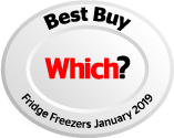 Which Award Fridge Freezer January 2019