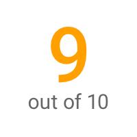 9 of 10