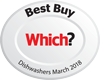 Which Best Buy - Dishwashers March 2018