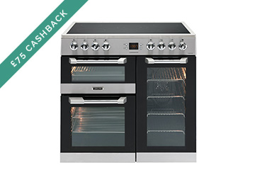 Click here to discover your perfect 90cm Leisure Range Cooker