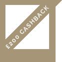 £200 Cashback*