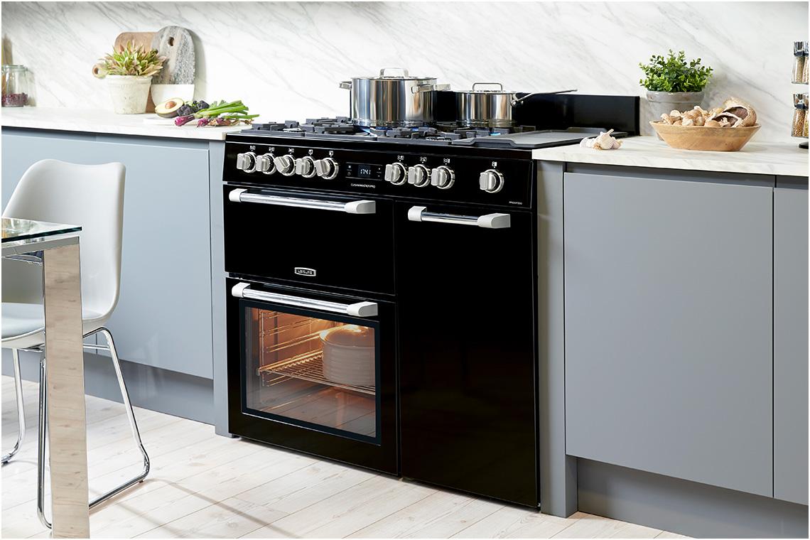 Cuisinemaster Pro Range Cooker Features