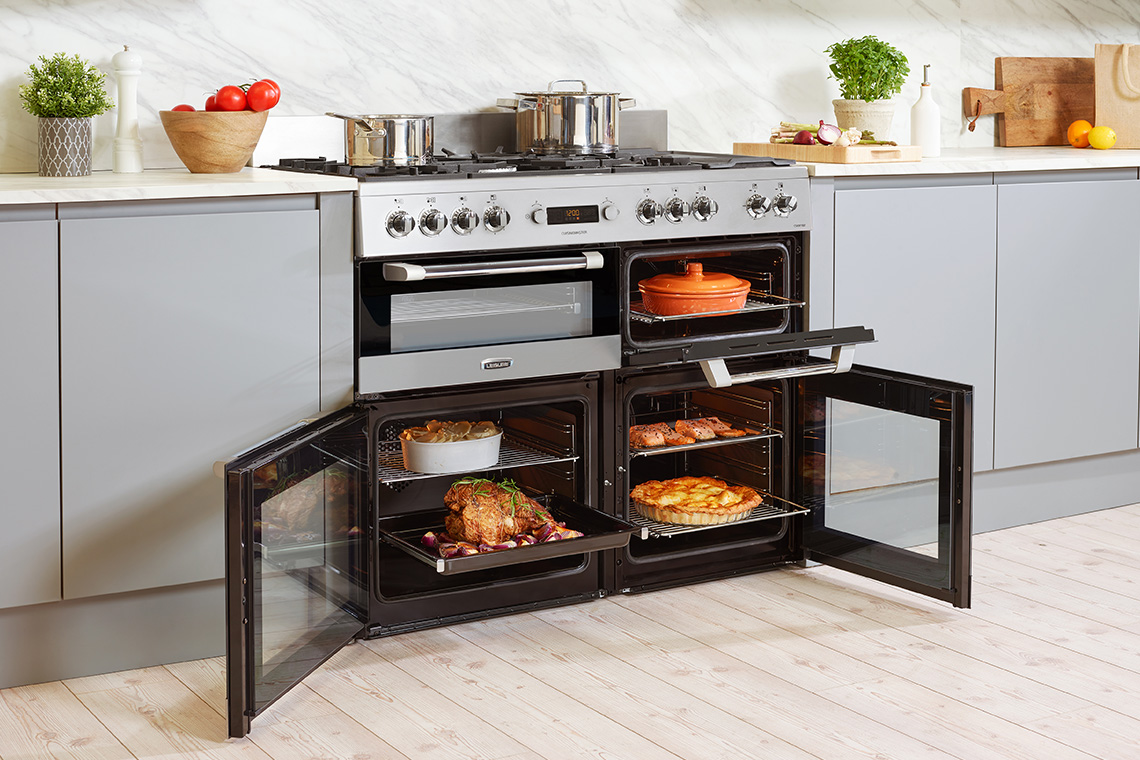 Large Capacity Range Cookers