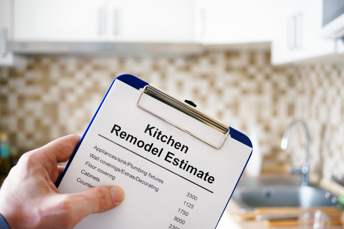 HOW TO SET YOUR BUDGET FOR A KITCHEN FACELIFT