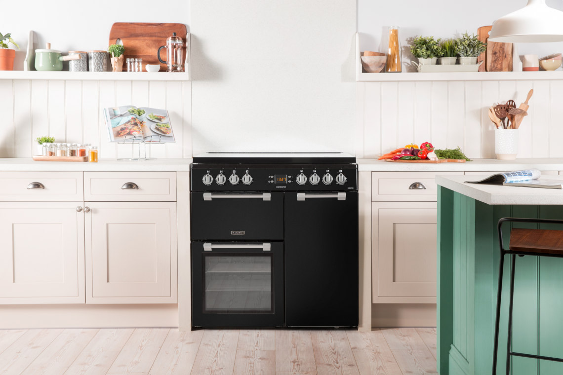 PLAN FOR THE COST OF ANY NEW APPLIANCES FIRST