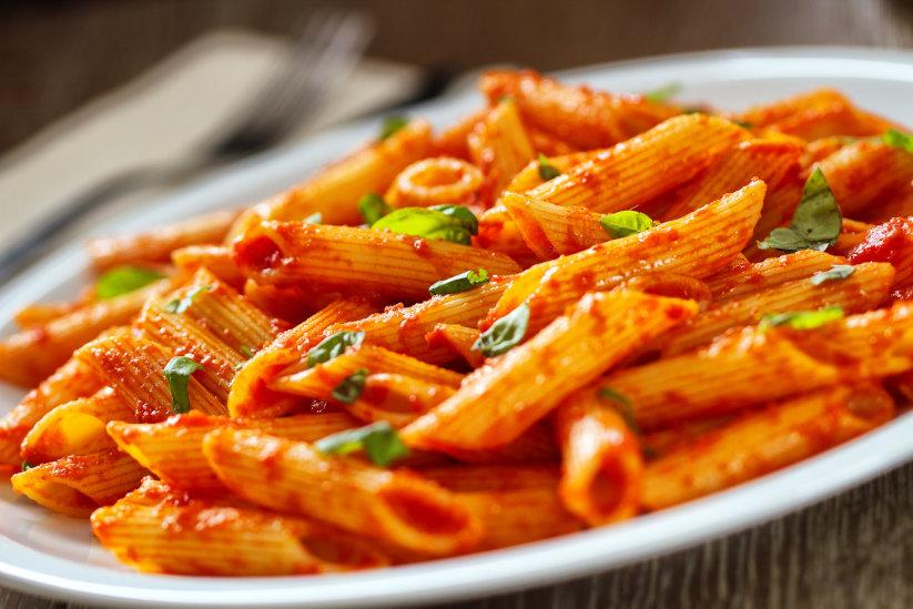 Classic Tomato Pasta