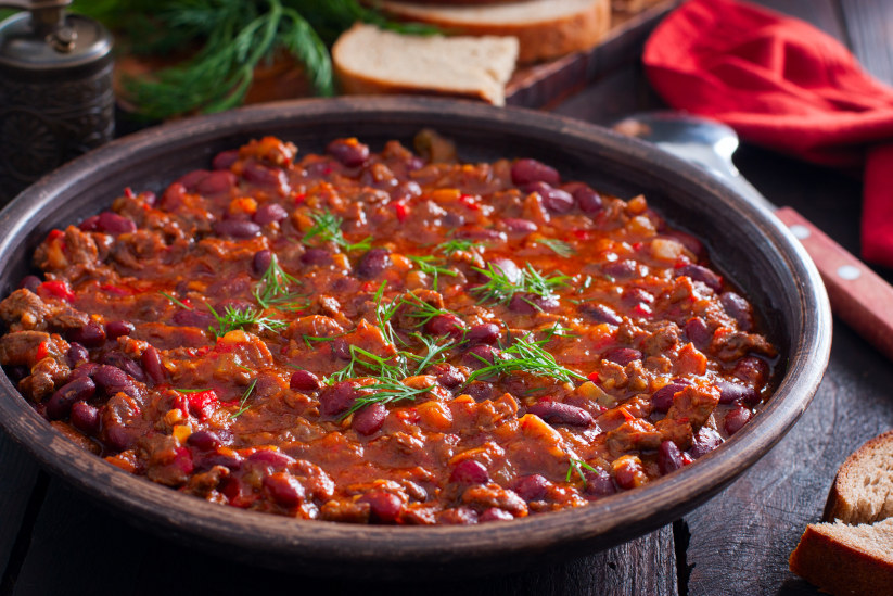Slow-Cook Beef Chilli