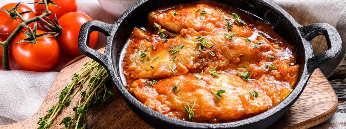 Smoked Paprika Fish