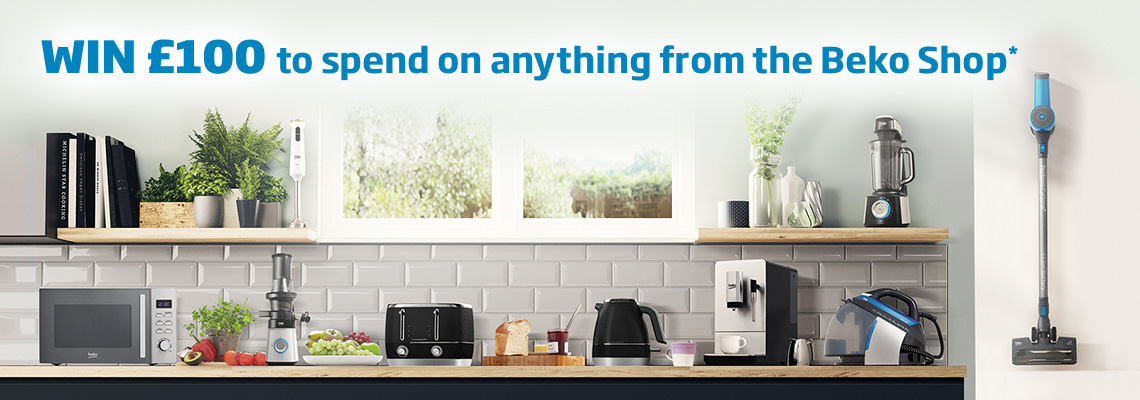 Beko Shop Sign Up and Win