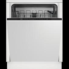A Integrated Dishwasher DIN15320