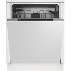 A Integrated Dishwasher High 14 Place Settings Capacity DIN16X20