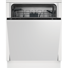 A Integrated Dishwasher 14 Place Settings Capacity DIN46X30