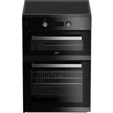 60cm double oven electric cooker BDI6C55