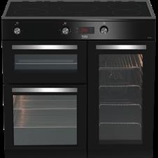 90cm Double Oven Induction Range Cooker KDVI90