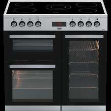 90cm double oven range cooker KDVC90