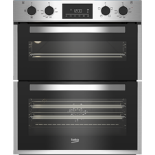 72cm Built-under Double Fan Oven with LED Timer and RecycledNet™ BBTF26300