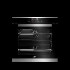 80L Single Multi-function Split Cook Oven LED Timer BXVM35400