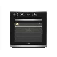 60cm Single Multi-function Oven Steam Assisted Cooking BIS25300XC