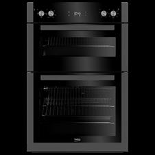 90cm Double Fan Oven LED Timer BXDF29300