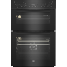 90cm Double Fan Oven with LED Timer and RecycledNet™ BBDF22300