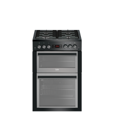 60cm Double Oven Gas Cooker XDVG674