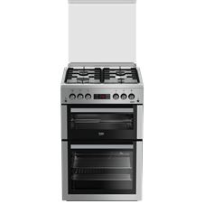 60cm Double Oven Gas Cooker XDVG675NT