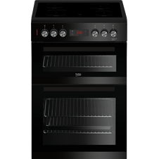 60cm Double Oven Electric Cooker KDC653