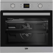 60cm EcoSmart Single Fan Oven with LED Timer BXIF243