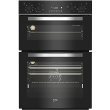 90cm Multi-function Double Oven with EcoFiber BBDM243BOC