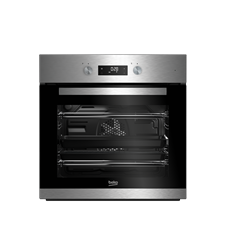 60cm Single Multifunction Oven LED Timer BQM22301