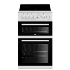 60cm Double Oven Electric Cooker EDVC503
