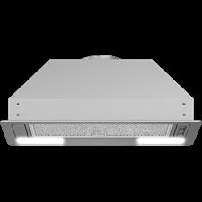Integrated 52cm Canopy Hood HNU51310SD