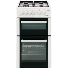 50cm Double Oven Gas Cooker BDVG592