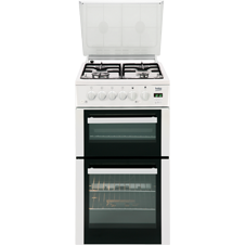 50cm Double Oven Gas Cooker BDVG595