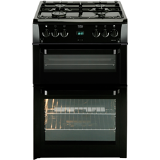 60cm Double Oven Gas Cooker BDVG694