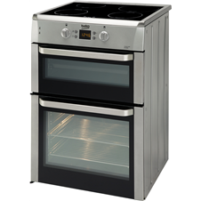 60cm double oven electric cooker BDVI668