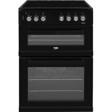 60cm Double Oven Electric Cooker ADC6M13