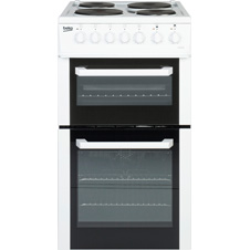 White Electric Cooker BCDP503